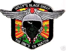 USAF Patch Brodé WILLY'S Mouton Noir 15TH Ann