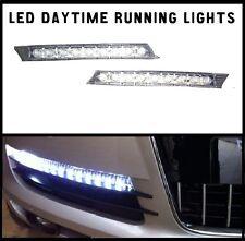 A SHAPE 9 LED DRL SMD BAR ULTRA LUXURY SPORT DAYTIME RUNNING LIGHT (FOR KIA)
