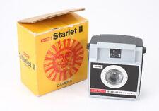 KODAK BROWNIE STARLET II, USES 127 FILM, TORN BOX, BAD SHUTTER, AS-IS/cks/194177