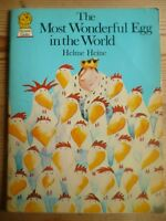 Vintage The Most Wonderful Egg in the World (Picture Lions), Helme Heine