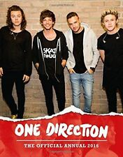 NEW - One Direction: The Official Annual 2016 (Annuals 2016) (HC) 0008142408