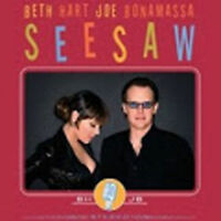Joe Bonamassa & Beth Hart - Seesaw (ltd Cd+dvd) NEW CD
