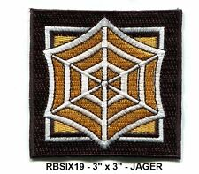 RAINBOW SIX OPERATOR PATCH - JAGER - RBSIX19