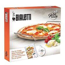SET PIZZA BIALETTI REFRATTARIA N°3 PEZZI