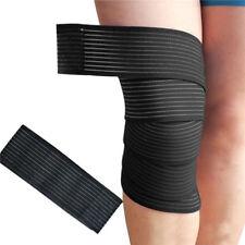 Poignet Élastique Cheville Genou Bande Coude Support Bras Bandage Bandage Sport