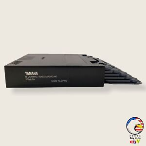 YAMAHA • YCM-6A • 6 Compact Disc Magazine Cartridge • Tested & Working
