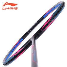 LI-NING 9-II-TD Badminton Racket Black Navy String 86g Racquet AYPN024-4