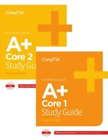 CompTIA A+ Core 1 and Core 2 - Exam 220-1001 and 1002 Study Guide BRAND NEW 2020