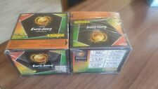 Panini Euro 2004 = 2 x box sealed in cellophane = 100 Packs RONALDO ROOKIE