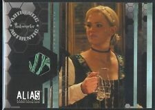 Alias Season 4 Pieceworks PW2 Jen Garner 8 Case Ribbon VARIANT