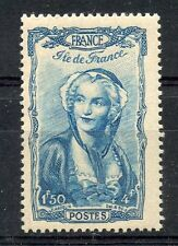 STAMP /  TIMBRE FRANCE NEUF N° 595 * ILE DE FRANCE /  neuf charnière