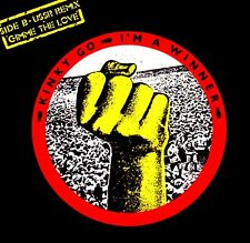 "12"" - Kinky Go - I'm A Winner (DANCE) SPANISH EDIT. 1987, NUEVO, NEW STOCK STORE"