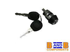 VW T25 CAMPER TRANSPORTER VAN IGNITION LOCK CYLINDER + KEYS C265