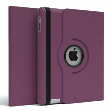 Schutz Hülle für Apple iPad 2 I 3 I 4 Case Cover Etui Tasche Lila