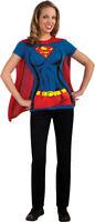 Morris Costumes Women's Superheroes & Villains Supergirl Costume L. RU880474LG