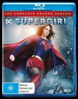 Supergirl : Season 2 Blu-Ray : NEW