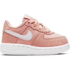 Zapatos De Bamba Nike Air Force 1 Pe BV0066-600 Rosa Sneakers Deportivo Cordones