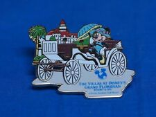 Disney Vacation Club Grand Floridian Minnie Mouse Riding in a Carriage Pin 2013
