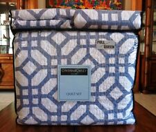 CYNTHIA ROWLEY QUEEN/FULL QUILT SET NEW