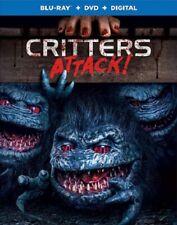 Critters Attack! (Blu-ray)(Region Free)(Pre-order / Jul 23)