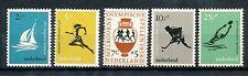 Nederland  676 - 680 postfris  motief sport