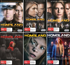 HOMELAND - The Complete Series : SEASON 1 - 6 : NEW DVD