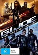 G.I. JOE THE RISE OF COBRA : NEW GI DVD