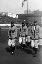 New 5x7 Photo: Babe Ruth, New York Yankees Opening Yankee Stadium, 1923