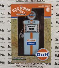 GREENLIGHT 1/18 Scale GULF OIL 1951 Wayne 505 Gas Pump Diecast Replica #14010-A