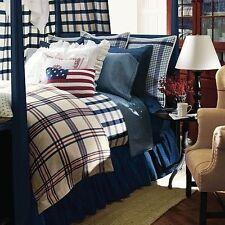 eddie bauer plaid duvet covers & bedding sets | ebay