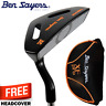 BEN SAYERS 2018 ANTI SHANK  GOLF CHIPPER / AMAZING CHIPPING +FREE HEADCOVER