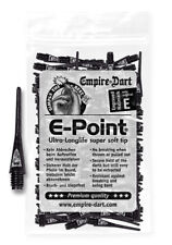 Empire Dart Softdartspitzen E-point 2ba lang schwarz 20675