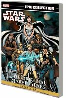 New Star Wars Epic Collection Original Marvel Years Volume 1 TPB Paperback