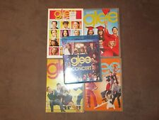 GLEE Complete Season 1, 2 and 3 DVD and Glee In Concert Blu-ray
