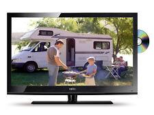 """CELLO 19"""" 12v/24v TRAVELLER TV DVD FREEVIEW HD INBUILT SATELLITE TUNER HDMI USB"""