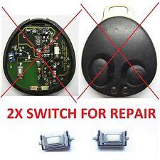 jaguar XJ6 XJ12 XJR X300 saab 900 9000 switch button for repair remote key fob