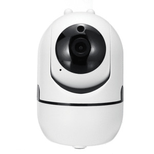 GUUDGO 1080P 2MP Dual Antenna Two-Way Audio Security IP Camera Night Vision  M