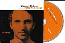 CD CARTONNE CARDSLEEVE COLLECTOR 1T VINCENT DELERM ET PETER VON POEHL MARINE