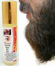 Geniue Sérum bio pour la pousse des cheveux de la barbe et de la moustache 10 g