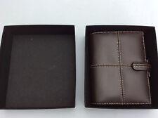 Filofax Pocket Classic Chocolat