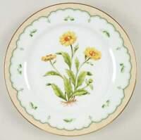 Georges Briard VICTORIAN GARDENS Corn Marigold Dinner Plate S4943660G3