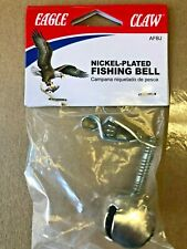 Bell Fishing, Eagle Claw Fishing Tackle, Nickel-Plated, Model# Afbj, Fishing