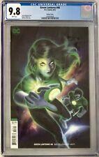 Green Lanterns # 48 CGC 9.8 Warren Louw Variant Cover!