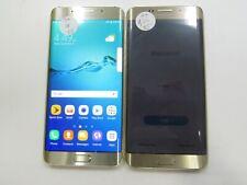 Lot of 2 Samsung Galaxy S6 Edge Plus G928P Sprint 64GB Check IMEI Grade D AD-470