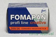 3 rolls FOMAPAN 200 Black and White Film 35mm 135-36
