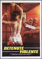 Held Violent Manifesto Women in prison Hell Penitentiary Movie Poster 2F