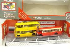 Corgi 1/76 - Bus Autobus Dorset Delights Bristol L6b Weymann Trolleybus