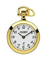 """Jean Pierre Quartz Pendant Watch, Gold Plated Case, 26"""" Chain, L600PQ/AF"""