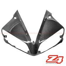 2004 2005 2006 R1 Upper Front Nose Headlight Cover Fairing Cowling Carbon Fiber