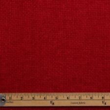Tessuti e stoffe rossi modello A righe per hobby creativi fodera